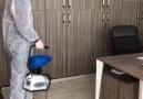 ULV CİHAZI VE HYDROGEN PEROXİDE... - Çangar endüstriyel temizlik ürünleri pazarlama